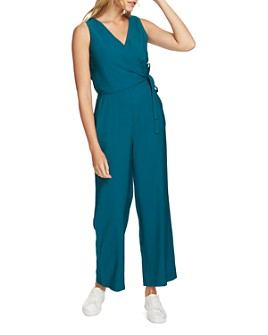 1.STATE - Twill Wrap Jumpsuit