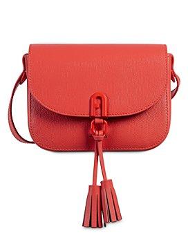 Furla - 1927 Mini Crossbody Tassel Leather Bag