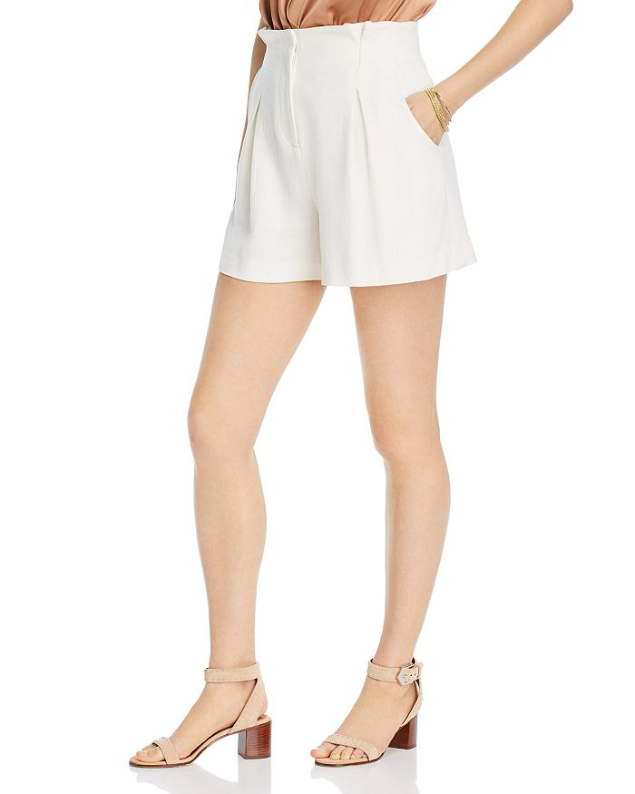 Lini Tracy Shorts - 100% Exclusive In Ivory