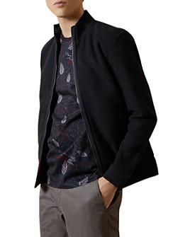 Ted Baker - Packing Long-Sleeve Layering Knit Jacket