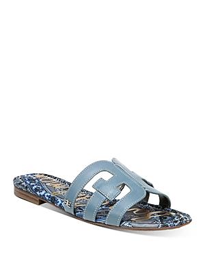 Sam Edelman Women\\\'s Bay Slip On Strappy Sandals