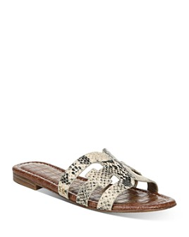 Sam Edelman - Women's Bay Slip On Strappy Sandals