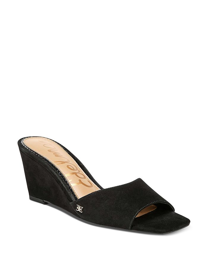 Sam Edelman - Women's Tesma Slip On Wedge Sandals