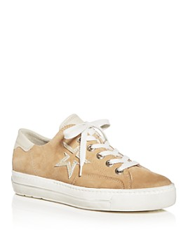 Paul Green - Women's Carlita Platform Low-Top Sneakers