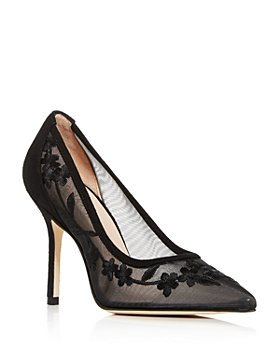 Stuart Weitzman - Women's Tasha Pointed-Toe Pumps