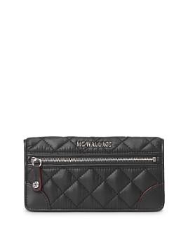 MZ WALLACE - Crosby Slim Continental Wallet