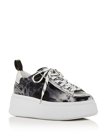 Ash - Women's Moon Platform Low-Top Sneakers