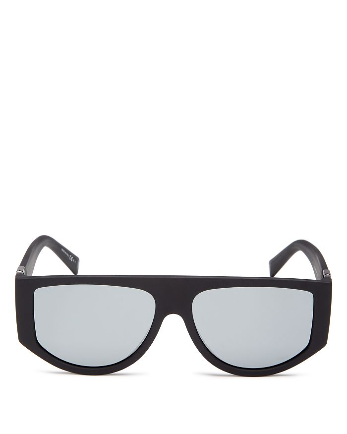 Givenchy - Women's Flat Top Sunglasses, 56mm