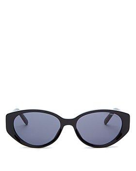 MARC JACOBS - Women's Marc Round Sunglasses, 55mm