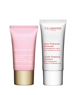 Clarins - Gift with any $65 Clarins purchase!