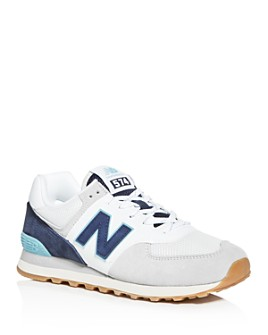 New Balance - Men's 574 Low-Top Sneakers