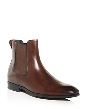 To Boot New York Men's Aldrich Leather Chelsea Boots