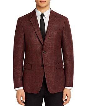 Theory - Gansevoort Textured Basketweave Slim Fit Sport Coat