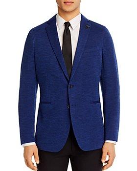John Varvatos Star USA - Varick Tonal Solid Slim Fit Sport Coat