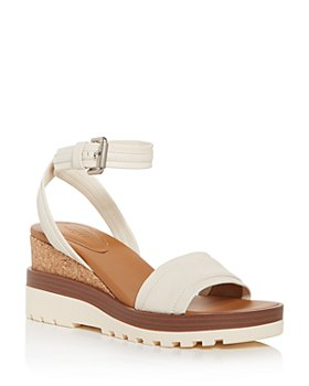 See by Chloé - Women's Robi Wedge Platform Sandals