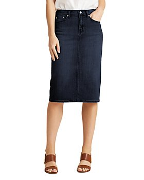 Ralph Lauren - Jean Skirt