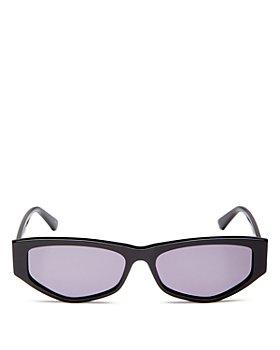 McQ Alexander McQueen - Women's Rectangle Sunglasses, 56mm