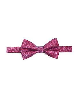 The Men's Store at Bloomingdale's - Stem & Leaf Silk Bow Tie - 100% Exclusive