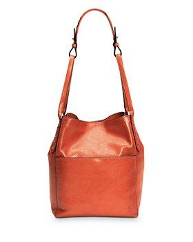 Frye - Reed Medium Leather Hobo