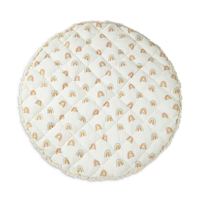 Pehr - Happy Days Quilted Round Play Mat