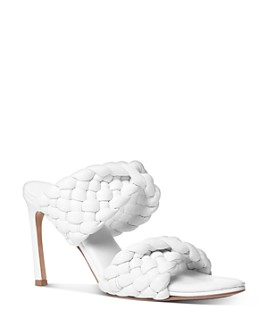 Bottega Veneta - Women's Slip On Strappy Sandals