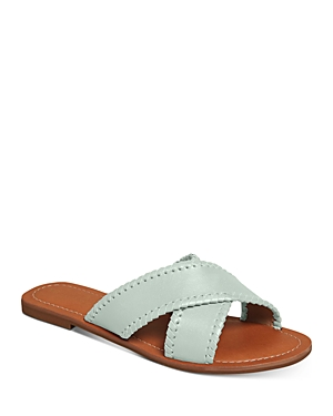 Jack Rogers Women's Sloane Crossband Slip On Sandals