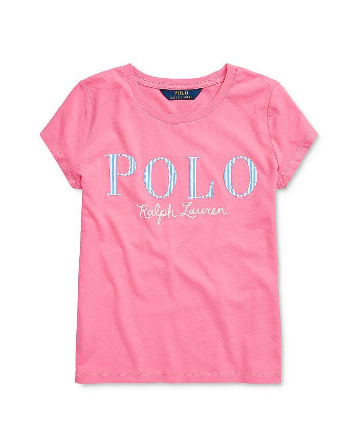 Ralph Lauren POLO RALPH LAUREN GIRLS' POLO TEE - BIG KID