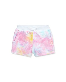 Ralph Lauren - Girls' Tie-Dyed Shorts - Little Kid