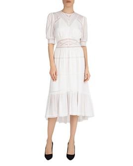 The Kooples - Lacy Dots Dress