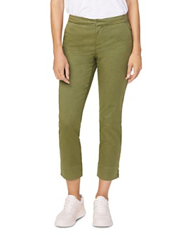 NYDJ - Relaxed Crop Chino Pants