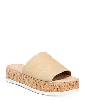 Via Spiga - Women's Garcella Slip On Sandals