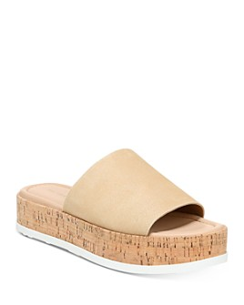 Via Spiga - Women's Garcella Slip On Sandals