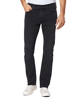 PAIGE - Federal Slim Straight Jeans in Jayden