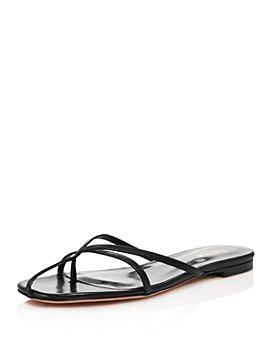 Elleme - Women's Toile Slip On Strappy Sandals