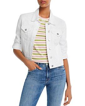 AQUA - Cotton Denim Jacket - 100% Exclusive