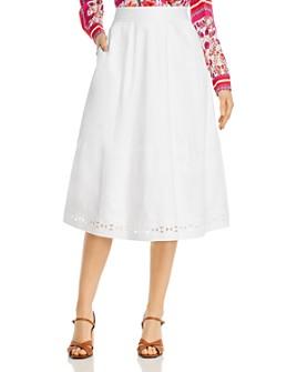 Elie Tahari - Daisy A-Line Skirt