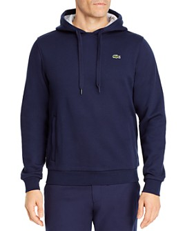 Lacoste - Sport Fleece Hooded Sweatshirt