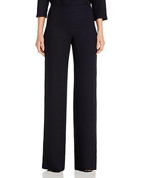 Armani - Wide-Leg Dress Pants