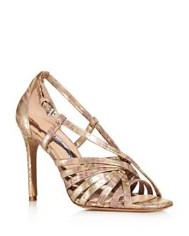 Charles David - Women's Centre Strappy High-Heel Sandals