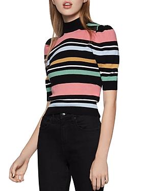 Bcbgeneration Puff Sleeve Sweater Shirt
