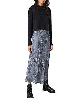 ALLSAINTS - Tierney Evolution Two-Piece Slip Dress