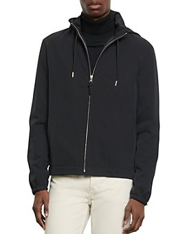 Sandro - Orion Hooded Jacket
