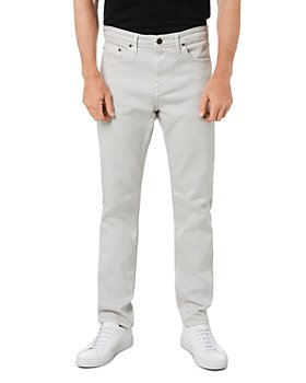 Outland Denim - Range Slim Fit Tapered Jeans in Oat