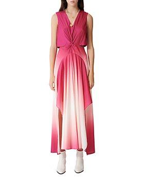 Maje - Resia Sleeveless Ombre Maxi Dress