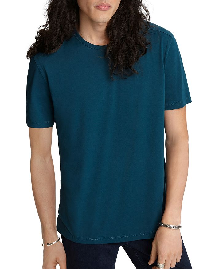 John Varvatos Collection - Regular Fit Short Sleeve Solid Tee