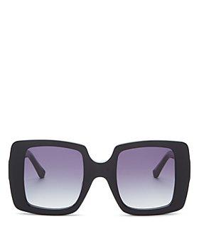 Karen Walker - Women's Isadore Square Sunglasses, 49mm