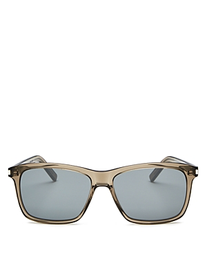 Saint Laurent Men's Square Sunglasses, 57mm