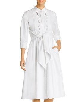 Elie Tahari - Ann A-Line Dress