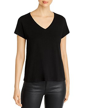 Eileen Fisher Petites - V-Neck Tee