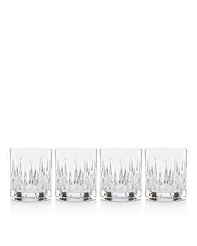 Reed & Barton - Soho Whiskey Glasses, Set of 4